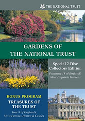 Gardens Of The National Trust DVD