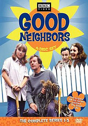The Good Neighbors 1-3 DVD