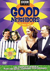 The Good Neighbors 4 DVD