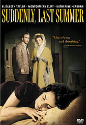 Suddenly, Last Summer DVD